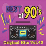 Best Of 90`s Original Hits Vol.45